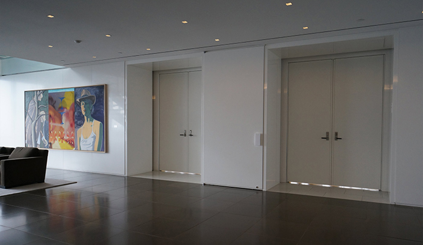 Area Separation Doors And More Movable Wall Systems